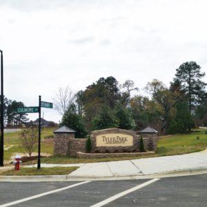 Tyler Park Entrance 2