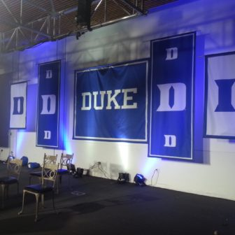 First Take Set Design – Chapel Hill, NC