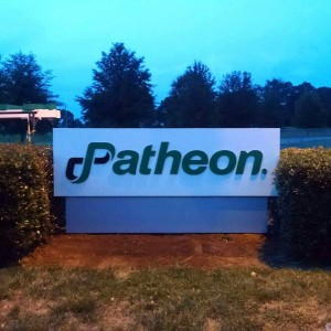 Patheon Greenville