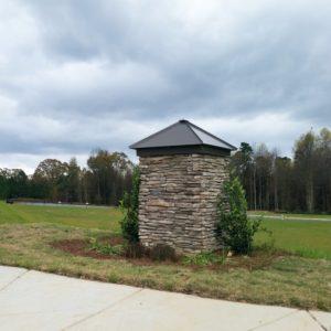 Tyler Park Column