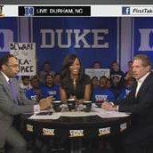 First Take Duke Campus 2