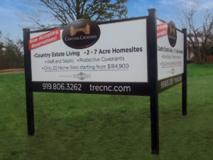 Home Builders Sign